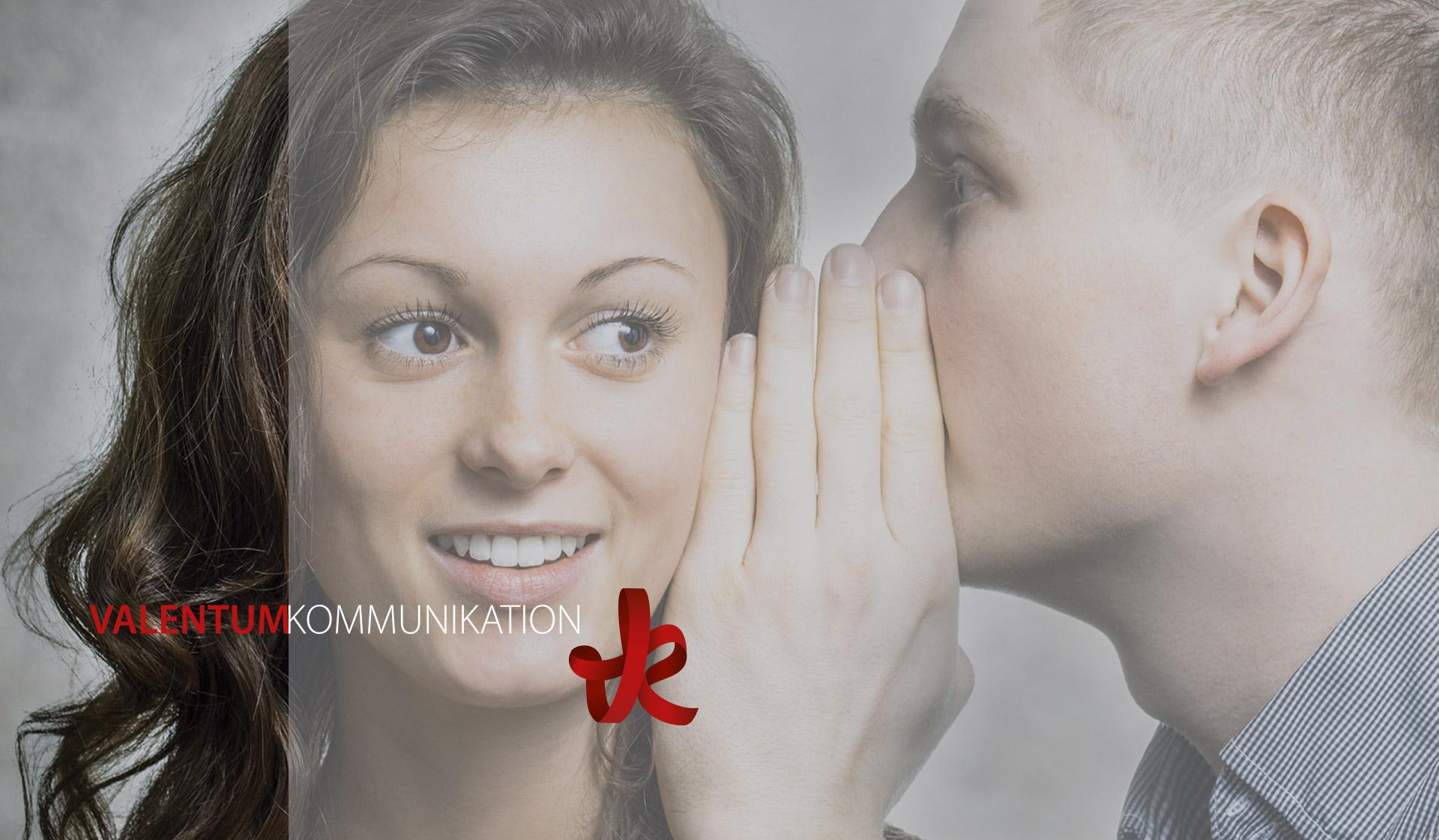 Werbeagentur Valentum-Kommunikation Headergrafik