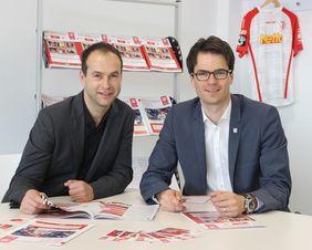 Verlängerung der Klassik-Partnerschaft mit dem SSV Jahn Regensburg