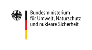 Logo des Bundesministeriums für Umwelt, Naturschutz und nukleare Sicherheit