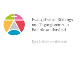 Logo des evangelischen Bildungs- und Tagungszentrums Bad Alexandersbad