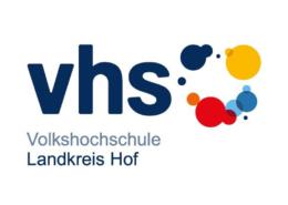 Logo der VHS Hof
