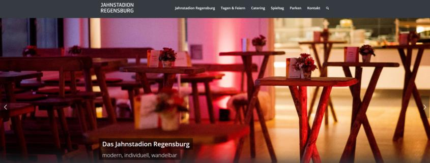 Das Bild zeigt den Screenshot einer Webseite.